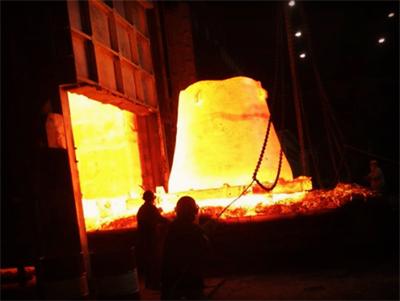 大型高锰钢铸件